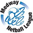 Medway Netball League Logo
